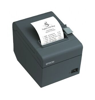 **NEW** Epson TM-T20ii Thermal Receipt Printer USB and Serial - Free Shipping