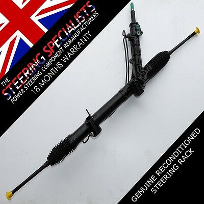 Renault Trafic 1.9 DCI 2001 to 2006 Genuine Reconditioned Power Steering Rack