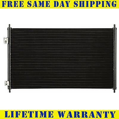 4977 Ac A/c Condenser For Honda Acura Fits Civic El 1.7 L4 4Cyl