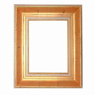 GOLD LEAF FRAME 10x13 in for Lenticular Pictures Italian #FR-A10060 ...