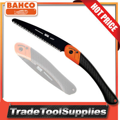 Bahco 396-JT Folding Pruning Saw Camping Hiking Saw Professional
