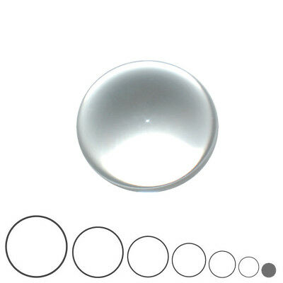 Small 60mm Clear Acrylic Contact Juggling Ball for Multi Ball Contact