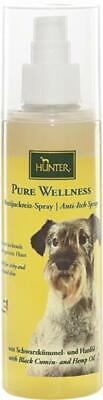 (6,45 EUR/100 ml) HUNTER Antijuckreiz-Spray Fellpflege für Hunde 200ml