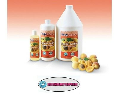 Massage SPA Physical Therapy Natural Cold-pressed 100% Pure Apricot Kernel Oil