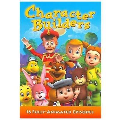 Character Builders 8 DVD Complete Set, based on the Music Machine Series books