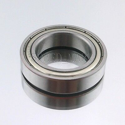 1PCS 6802ZZ Deep Groove Metal Double Shielded Ball Bearing (15mm*24mm*5mm)