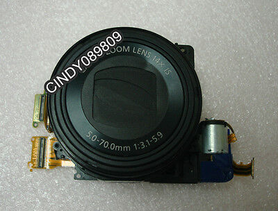 Lens Zoom Unit Assembly for Canon Powershot SX210 IS Camera with CCD (Black)