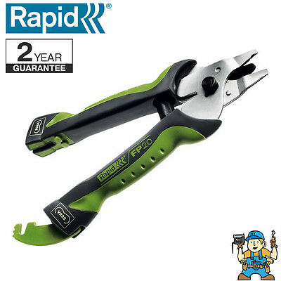 Rapid FP20 Fencing / Fence Pliers for use with VR22 & VR16 Hog Rings