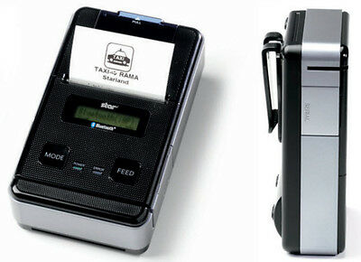 Square Certified Star Micronics SM-S220i-DB40 Bluetooth 2in Mobile Printer