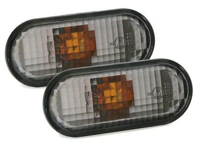 SEITENBLINKER SET SMOKE für VW Golf 4 Bora Lupo T5 + SEAT Arosa + FORD Blinker