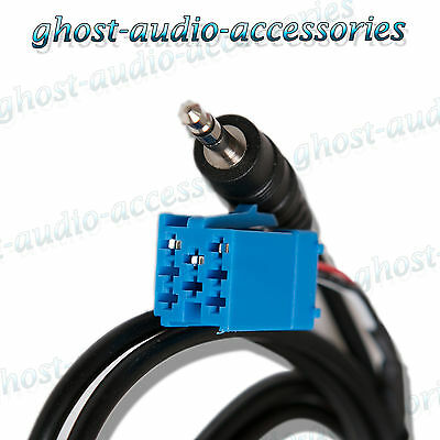 Blaupunkt Aux IN Input Interface Adapter for IPOD MP3 AUX Car Radio Stereo