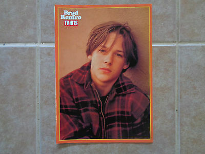 Brad Renfro_MAGAZINE CLIPPINGS CUTTINGS_ships from AUSTRALIA_P7