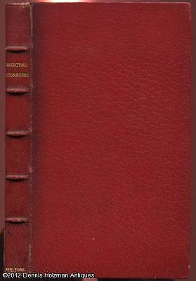 Various: The Rejected Addresses; Together with the Prize Addresses, Presented fo