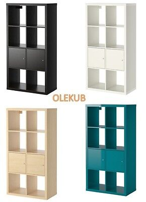 ikea expedit insert with drawers personalize shelving different colors. Black Bedroom Furniture Sets. Home Design Ideas
