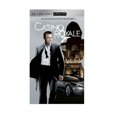 Casino Royale 007 UMD