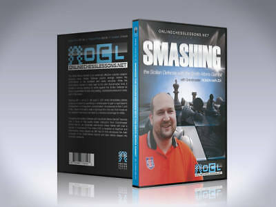Smith-Morra Gambit - Shattering the Sicilian - EMPIRE CHESS Chess DVD