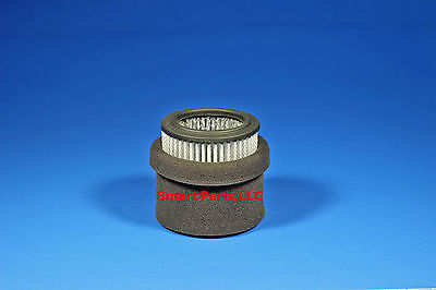 Replaces: Quincy Part# 110377E100, Air Filter