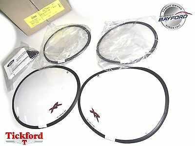 Headlight Protectors Fits Ford Au Series 2 & 3 Xr Falcon Genuine Ford Part
