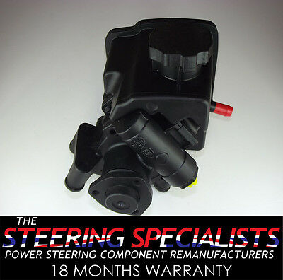 Mercedes Vito CDI W639 2004 to 2010 Genuine Reconditioned Power Steering Pump