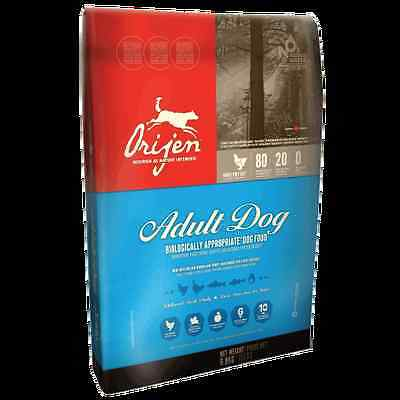 Orijen Adult Chicken & Turkey Grain Free Dog Food 11.4kg