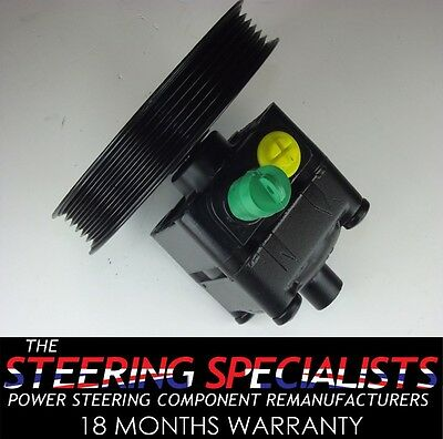 Volvo V70 2.4 D D5 2001 to 2007 Genuine Reconditioned Power Steering Pump