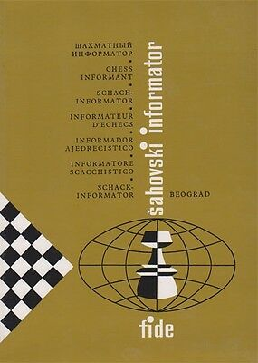 Chess Informant - ISSUE 10 Chess