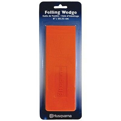 "Husqvarna Plastic Felling Wedge - 8"" #608201000"