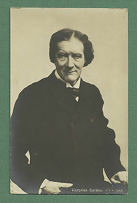 C Early 1900's Postcard Of Victorien Sardou - French Dramatist