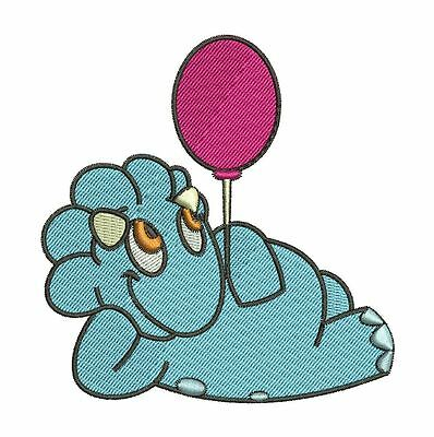 Baby Dinos 10 Machine Embroidery Designs 3 Sizes Impcd80