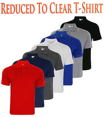 Mens T Shirts PK Polo Shirt Pique Poly Cotton Summer Tops Multi-color S-6XL
