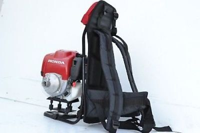 NEW Packer Brothers backpack concrete vibrator poker Honda 4 stroke