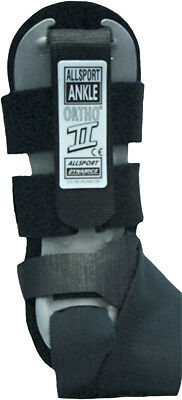 Allsport Dynamics ALLSPORT 144 ORTHO II ANKLE SUPPORT RIGHT PART# 144-ARBV