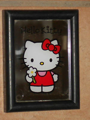 Hello Kitty Quadretto Specchio Con Immagine Hello Kitty