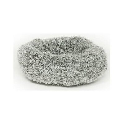 """Danish Design Pet Products Fluffy Grey Cushion Bed 51cm (20"""") - Accessories - Do"""
