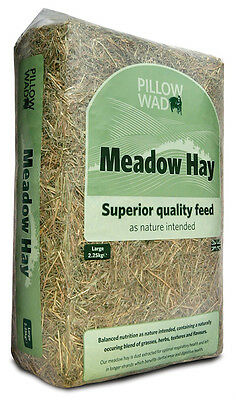 High Quality Dust Free Natural Meadow Hay