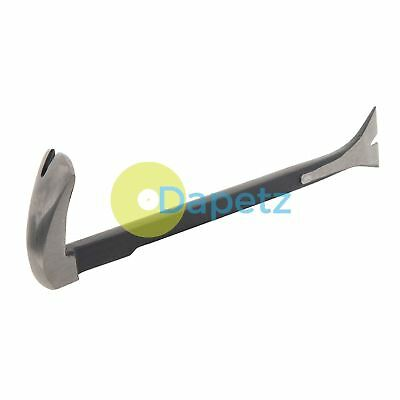 Heavy Duty 250mm Wide Blade Pry Bar Wrecking Bars Contractors Nail Puller