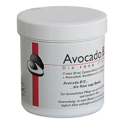 AVOCADO B 12 Creme 200ml PZN 05898098