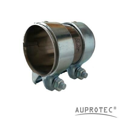 Universal HJS Pipe coupling ø 36 - 65 mm Exhaust Tail Tube system