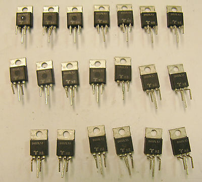 New 250 PCS Teccor D4015L 400 V 15 Amp Ultra Fast Recovery Rectifiers Diodes