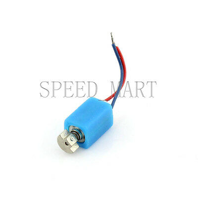 Pager and Cell Phone Mobile Cylinder Vibrating Micro Motor 2.5V-4.0V DC