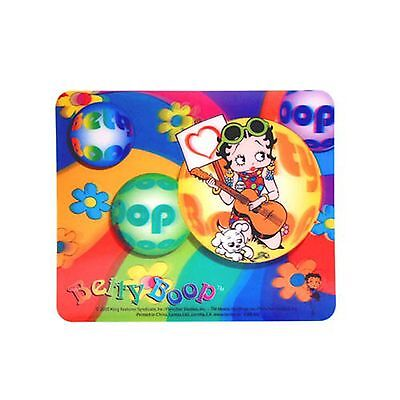 Betty Boop Multicolored Sphere 3D Lenticular Notebook 2x4in200 Page #BB-210-NBM#
