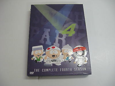 South Park Complete Fourth Season!!!! Comedy Central