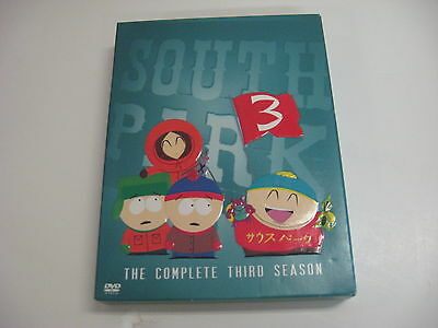 South Park Complete Third Season!!!! Comedy Central