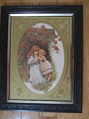 Sister's love picture Children of yesterday (Reduced