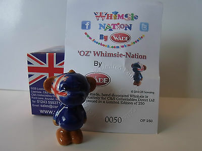 Wade- Whimsie Nation Oz Le 250
