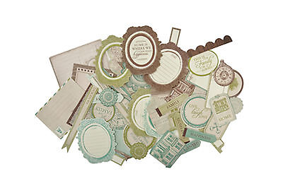 Heirloom Collectables Die Cut Shapes Kaisercraft 50+ Piece Pack