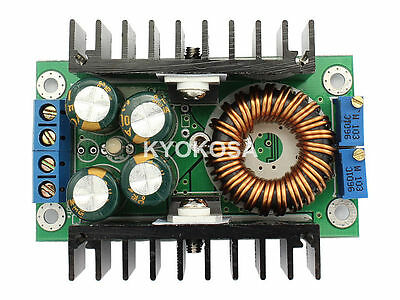 300W DC-DC CC CV Buck Converter 7-40V to 1.2-35V 8A Step-down Power Module