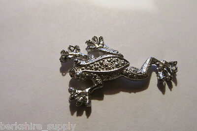 Pewter Frog Toad Figurine