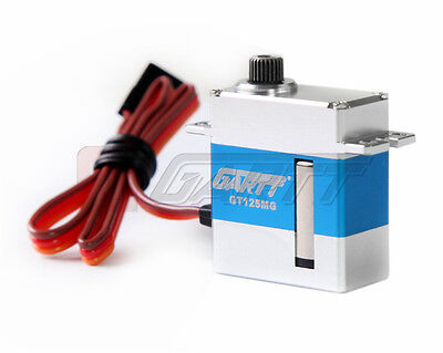 GT 125MG Digital Coreless Swashplate Tail Servo for 450 RC Helicopter as KST 215