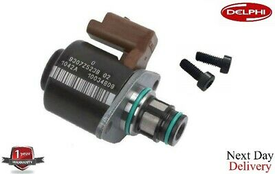 GENUINE DELPHI FORD FUEL PUMP INLET METERING VALVE IMV PRESSURE REGULATOR SENSOR
